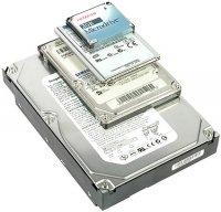 Восстановление данных с внешних ( переносных) жестких дисков