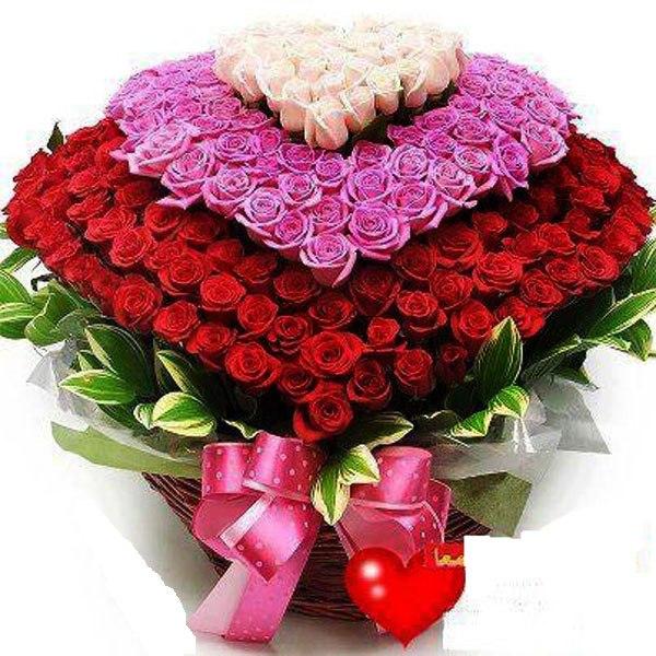 Свежие цветы с доставкой