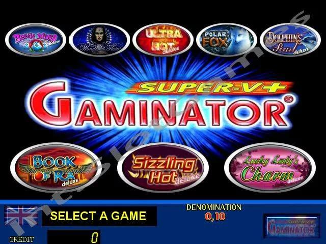 Гаминатор слот бесплатно — выше всяких похвал