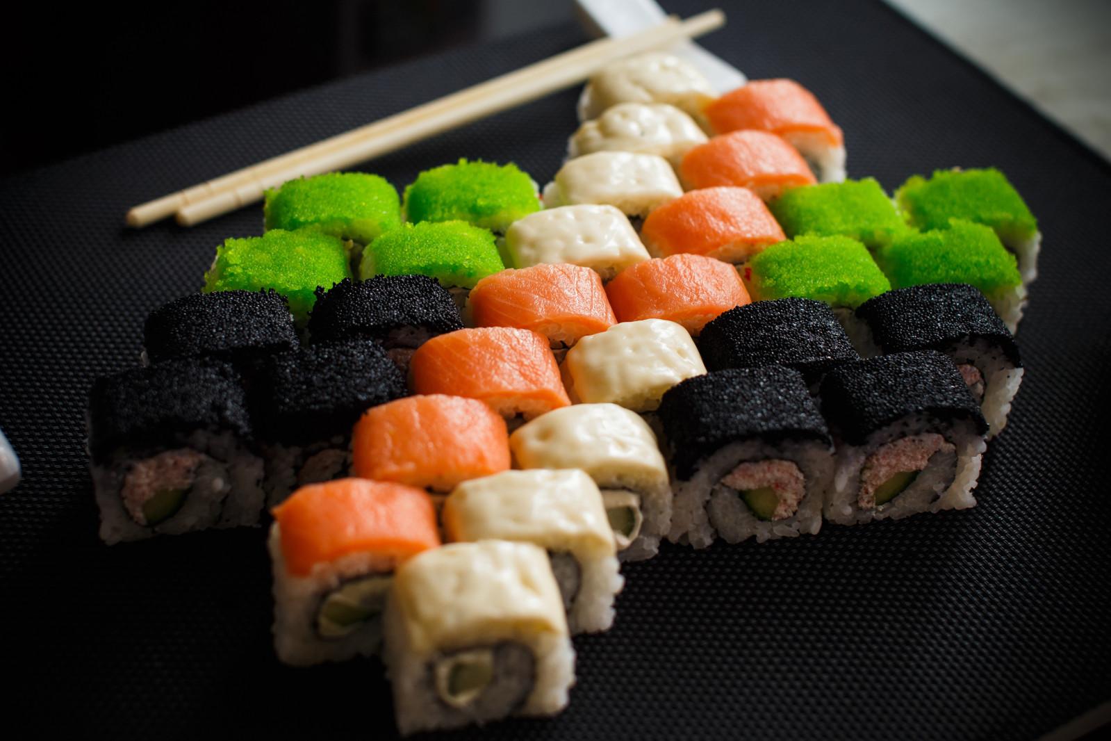 суши ровно